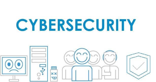 Cybersecurity with illustrations