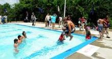 Closing Schedule for Outdoor Pools and Spray Parks